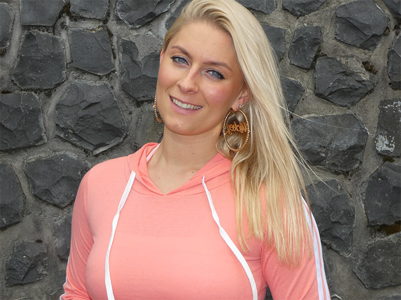 Tanzlehrerin Michaela Adamski