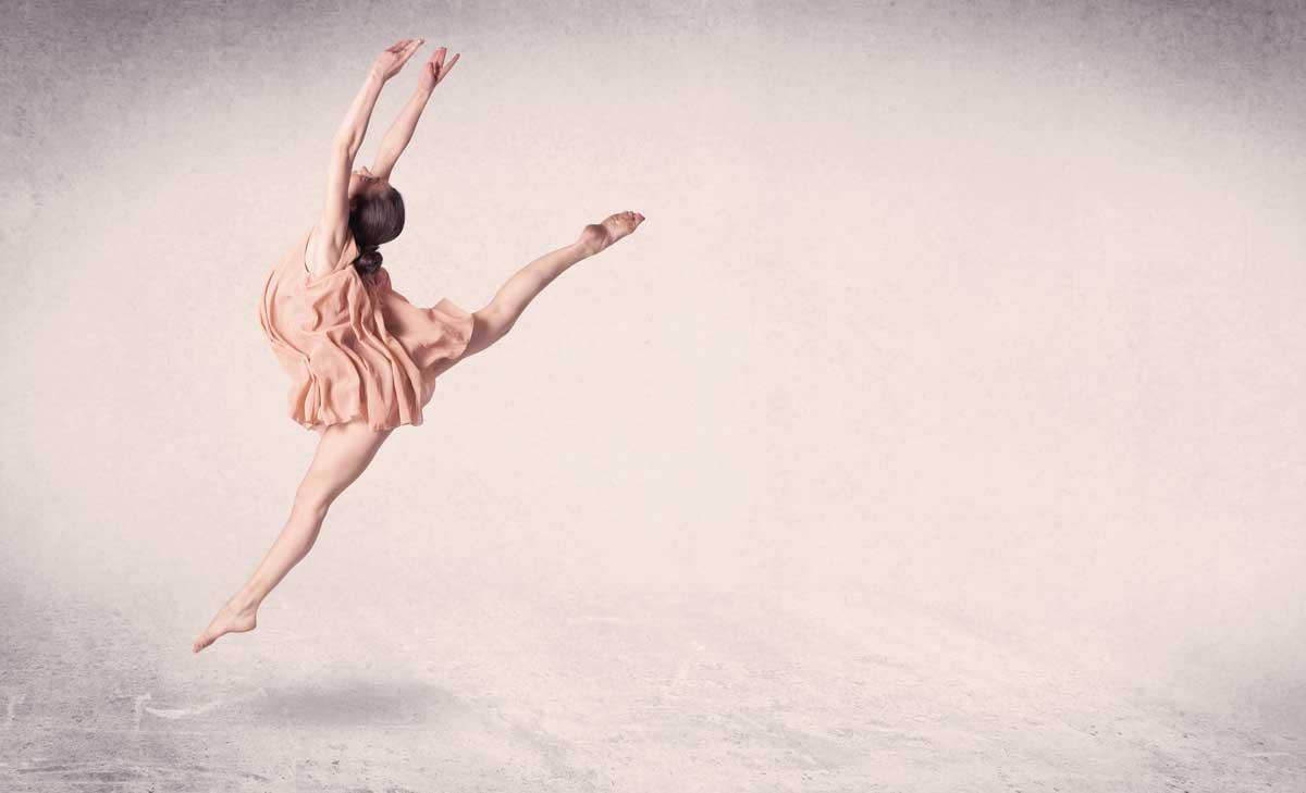 Modern Dance Tänzerin