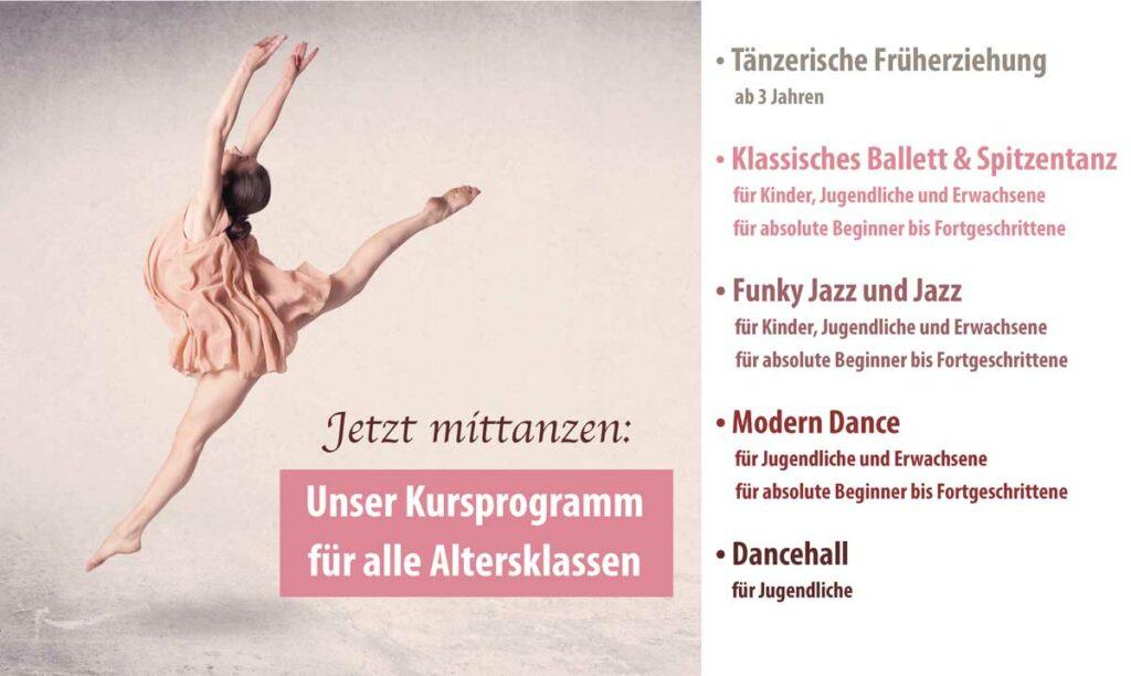 Ecole de Danse - Schule für Ballett in Köln Sülz
